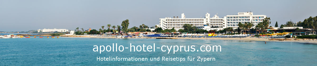 apollo-hotel-cyprus.com - Hotelinformationen und Reisetips für Zypern